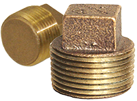 Solid Plugs Square Head (00117100)
