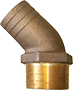 Pipe to Hose Adapter 45 Degree (00HN20045E)