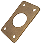 Rudder Port Backing Plate for Inside (00RPBP175)